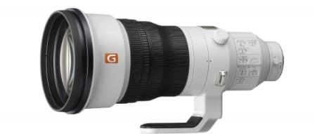 소니, 세계 최경량 400mm F2.8 초망원 단렌즈 'SEL400F28GM' 출시 by RAPTER