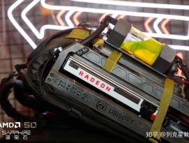 "AMD의 차세대 라데온 ""나비(NAVI)""는 RTX 2070/2060 타겟? by 아키텍트"