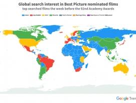 구글 트렌드로 보는 영화 '기생충' 글로벌 열풍 by 파시스트