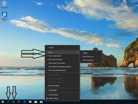 Microsoft Windows 10 19H1 업데이트, 검색과 Cortana 분리 by 아키텍트