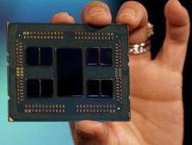 AMD, Zen2 아키텍처 기반 로마 MCM 사진 공개 by 아키텍트