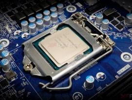 인텔 코멧레이크, 코어 i9-10900 10코어 CPU 사진 유출 by 아키텍트