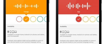 Google, 구글 어시스턴트에 새로운 음성 추가 by 프로페셔널