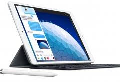 애플이 새로운 10.5인치 아이패드 에어(iPad Air)를 발표했습니다.    신형아이패드 에어는애플 펜슬과스마트 키보드를지원하고 10시간배터리, A12 Bionic, 10.5인치 Retina 디스플레이가 특징이 되고 있습니...