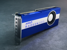 AMD, Quadro GV100 대항 Radeon Pro VII 발표 by 아키텍트