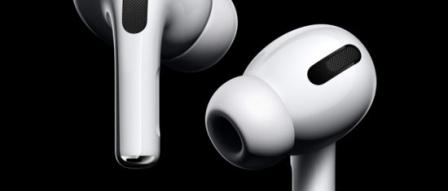 애플 에어팟 프로 공식 발표 - 액티브 노이즈 캔슬링 탑재 by 아키텍트