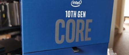 인텔 코멧레이크 Core-i9 10900K, i7-10700K, i5-10600K 리뷰, 게이밍 황제 by 아키텍트