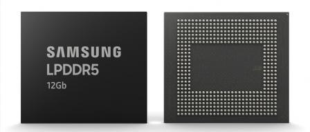 삼성전자, 세계 최초 12Gb LPDDR5 모바일 D램 양산 by RAPTER