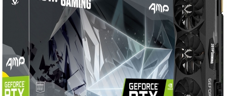 ZOTAC GAMING GeForce RTX 20-시리즈 카드 공개 by 아키텍트