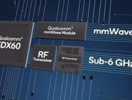 퀄컴(Qualcomm), 3세대 5G 모뎀-RF 시스템 Snapdragon X60 발표 by 아키텍트