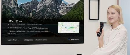 LG 인공지능 TV, 8개 국서 '구글 어시스턴트' 탑재한다 by RAPTER