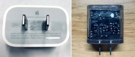 애플의 20W USB-C 전원 어댑터 중국CCC 인증 통과 by 아키텍트