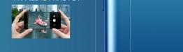 [인포그래픽] 갤럭시 A9의 세계 최초 후면 by RAPTER