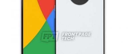 Google Pixel 5 XL의 새로운 렌더링 사진 공개 by 아키텍트