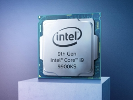 인텔, 세계 1위 수퍼 게이밍 프로세서 코어i9-9900KS 발표 by 아키텍트