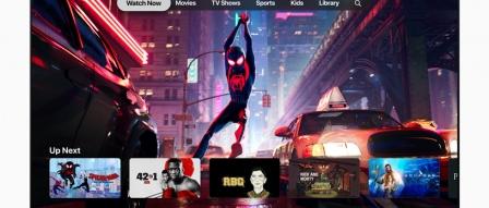 오리지널 영상 콘텐츠를 전달하는 Apple TV+ 발표 by 프로페셔널