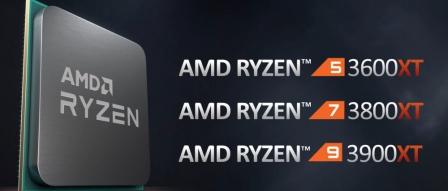 AMD 신형 라이젠 3600XT, 3800XT, 3900XT 리뷰 by 프로페셔널