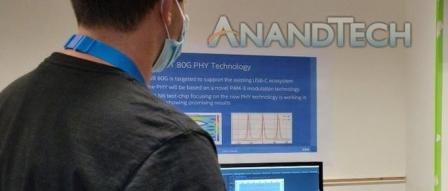 유출 사진에 따르면 인텔 Thunderbolt 5는 80Gbps에 도달? by 아키텍트