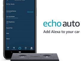Amazon Alexa를 차량에서 이용 가능한 Echo Auto 발매 by 프로페셔널