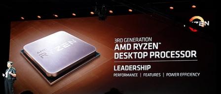 AMD, 3세대 라이젠 프로세서 올 여름 투입 (zen2) by 아키텍트
