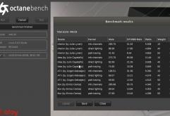 NVIDIA의 차세대Ampere A100 GPU는6912개의 CUDA 코어, 540억트랜지스터, 7nm 다이에40GB 초고속 HBM2E 메모리와 1555GB/s의 대역폭을 제공한다.이러한 Ampere A100에 대해 OctaneRender 소프트웨어의개발자...