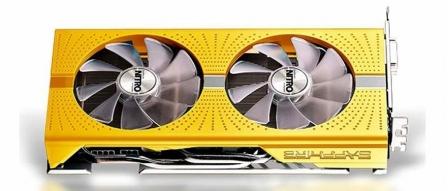 AMD 50주년 기념 사파이어 라데온RX 590 Nitro+ 골드 등장 by 아키텍트