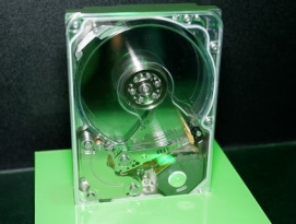 Seagate, 20TB 이상의 용량을 실현하는 3.5인치 HDD 전시 by 아키텍트