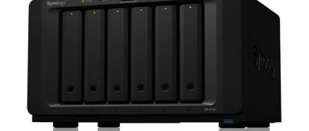 시놀로지, 증설용 슬롯을 갖춘 DiskStation DS1618+ 발매 by 아키텍트