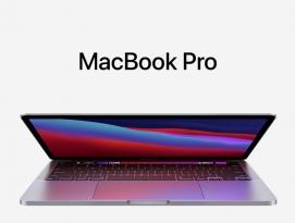 Apple, 자체 개발 M1 칩 탑재 신형 MacBook Pro 13 공식 출시 by 아키텍트
