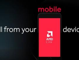 AMD, 드라이버와 연동하는 모바일 앱 AMD Link 공개 by 아키텍트