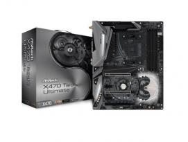 ASRock, AMD X470 Taichi Ultimate 메인보드 발매 by 아키텍트