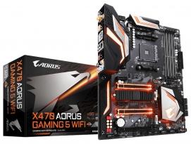 기가바이트, AMD X470 탑재 메인보드 라인업 발표 by 아키텍트