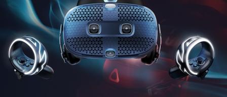 HTC VIVE COSMOS 발표, 베이스 스테이션 불 필요 by 프로페셔널