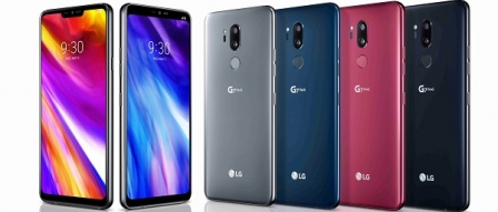 LG전자, 기본에서 새로움을 만든 'LG G7 ThinQ' 공개 by RAPTER