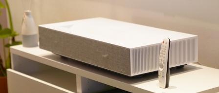 LG 시네빔 레이저 4K, 반 뼘의 공간만 있으면 홈시네마 완성! by RAPTER