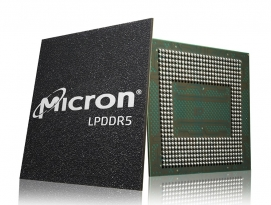 마이크론, 세계 최초 고성능 스마트폰용 LPDDR5 DRAM 출시 by 아키텍트