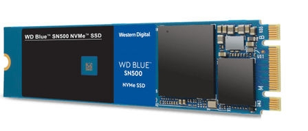 WD Blue 시리즈에 NVMe 대응 WD Blue SN500 NVMe SSD 추가 by 아키텍트