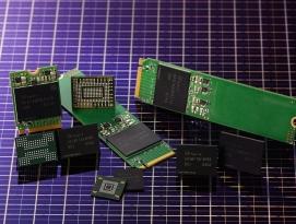 SK하이닉스, 세계 최초 'CTF 기반 96단 4D 낸드플래시' 개발 by RAPTER