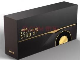 AMD 라데온 RX 5700 XT / RX 5700 패키지 사진 by 아키텍트