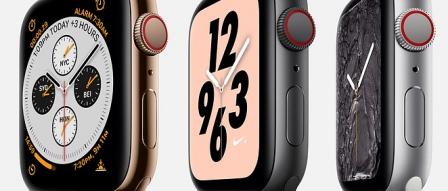 애플 워치 시리즈4(Apple Watch Series 4) 예약 판매 시작 by 아키텍트