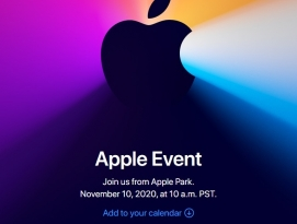 애플의 11월 이벤트 예고, 애플 실리콘 맥북 등장 기대 by 아키텍트