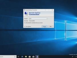 Windows 10 RS5, 원격 데스크톱에서 생체 인증 지원 by 아키텍트