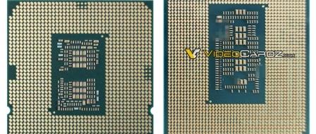 인텔의 차세대 Alder Lake-S 프로세서 사진 공개 by 아키텍트
