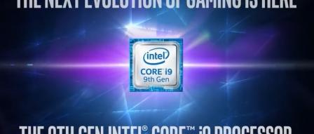 마침내 인텔 Core i9-9900K, Core i7-9700K, Core i5-9600K 공식 발표 by 아키텍트