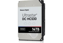 "Western Digital은 17일(현지시간) 기존의 수직 자기 기록(CMR)을 채용하면서 업계 최대 용량인 14TB을 실현한 데이터 센터 전용 HDD ""Ultrastar DC HC530""을 발표했다.    Ultrastar DC HC530은 CMR을 채택..."