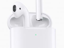애플, Hey! Siri에 대응한 신형 에어팟(AirPods) 발표 by 프로페셔널