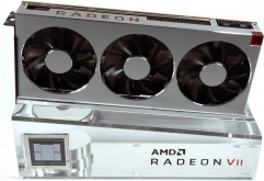 AMD의 신형 라데온7이 마침내 발매 되었습니다.                 라데온7은 GPU 측면으로 종합 16GB HBM2 메모리가 장착되어 있습니다.      라데온7의 GPGPU 연산 성능은 FP16과 FP32 모두 RTX...