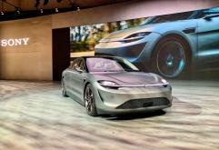 소니는 1월 7일(현지시간), 미국 네바다주 라스베이거스에서 개최되는 국제전자쇼 'CES 2020'에서 5G, AI, 이미지센서 등 미래 혁신을 이끌 핵심 기술 및 신제품을 공개했다.    요시다 켄이치로(Yoshida, Kenichir...