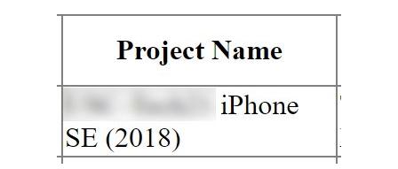 애플의 차기 iPhone SE 명칭은 iPhone SE 2018? by 프로페셔널