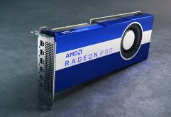 """미국 AMD는 13일(현지시간)하이엔드 워크 스테이션용 비디오 카드 """"Radeon Pro VII""""을 발표했다. 6월 중순에 발매되며 권장 소매 가격은 1,899달러.    2019년에 발매한 가전용 """"Radeon VII""""을 기반으로, 프로용 기..."""